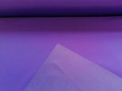 letni softshell fialovy rub