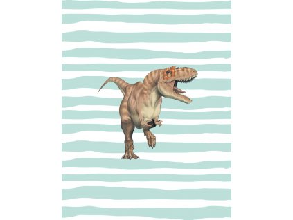 dinosaurus 40x50