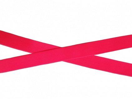 2cm pruženka sytě růžová