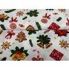 Plátno Perníčky a dárky (2)