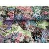 Květinový patchwork
