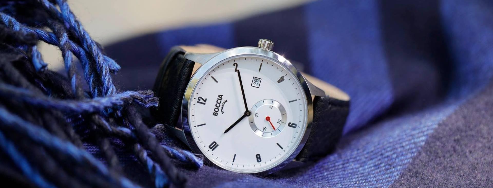 Boccia panske hodinky