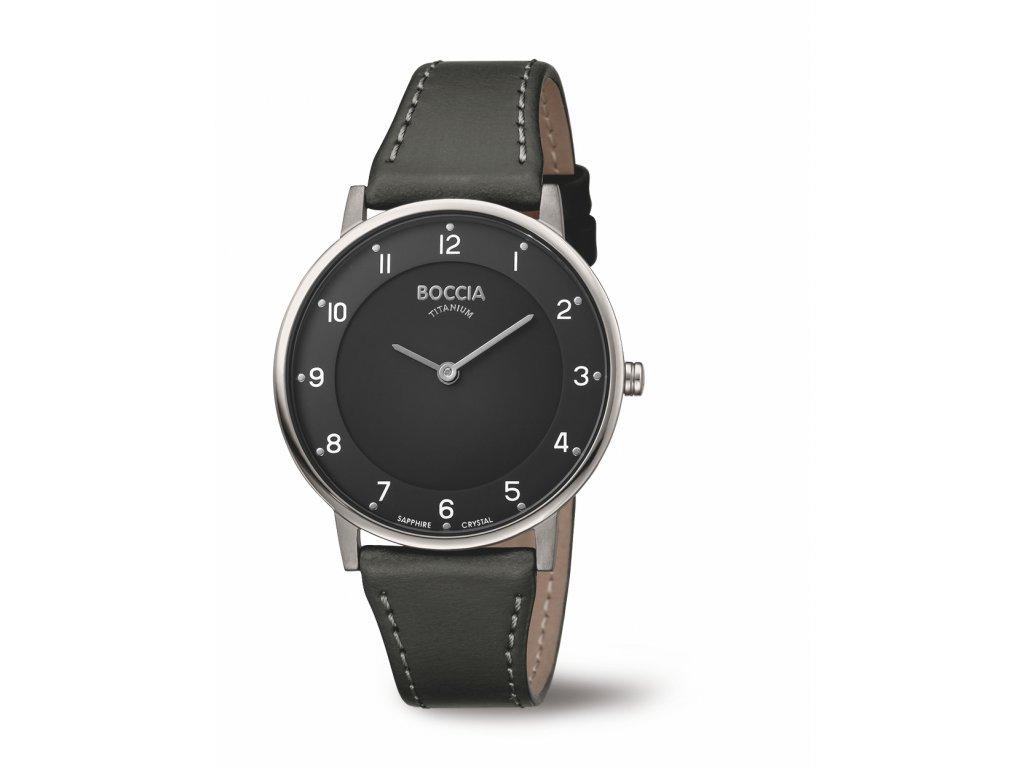 Boccia Titanium hodinky 3259-02