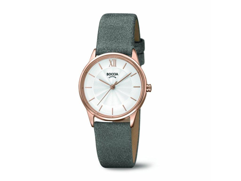 Boccia Titanium hodinky 3282-03