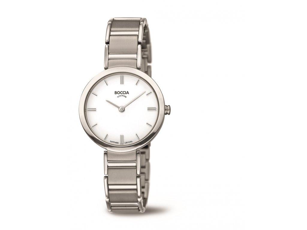 Boccia Titanium hodinky 3289-01