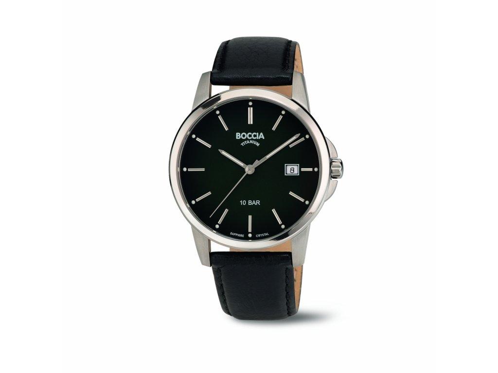 Boccia Titanium hodinky 3633-02