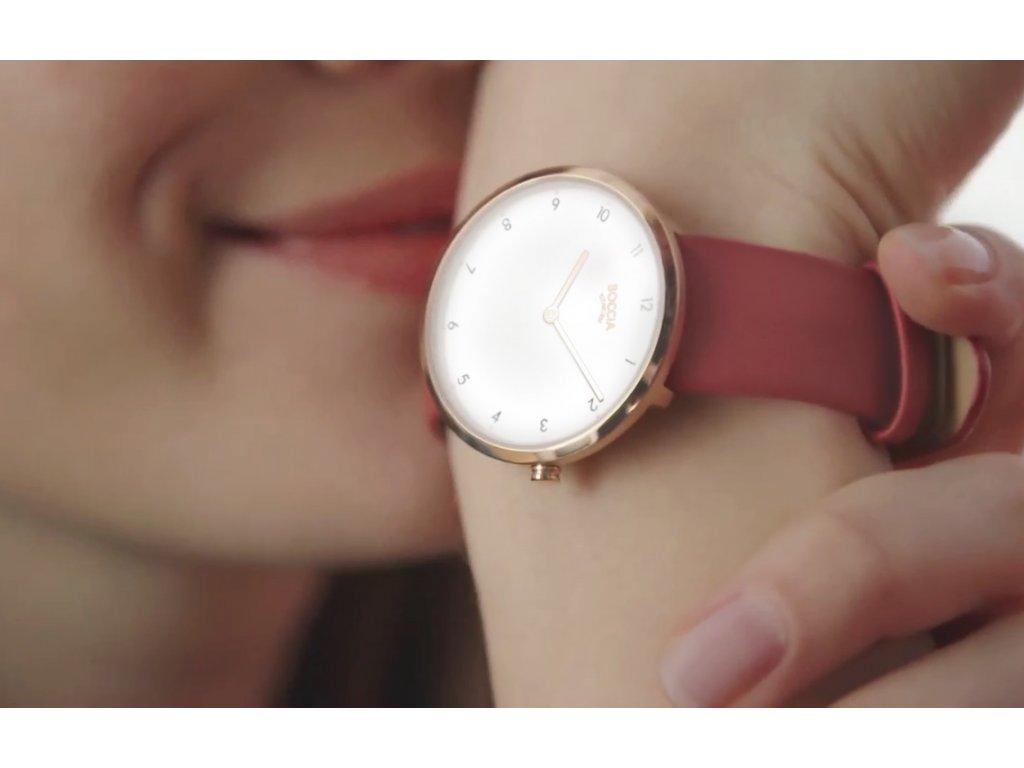 Boccia Titanium hodinky 3309-05