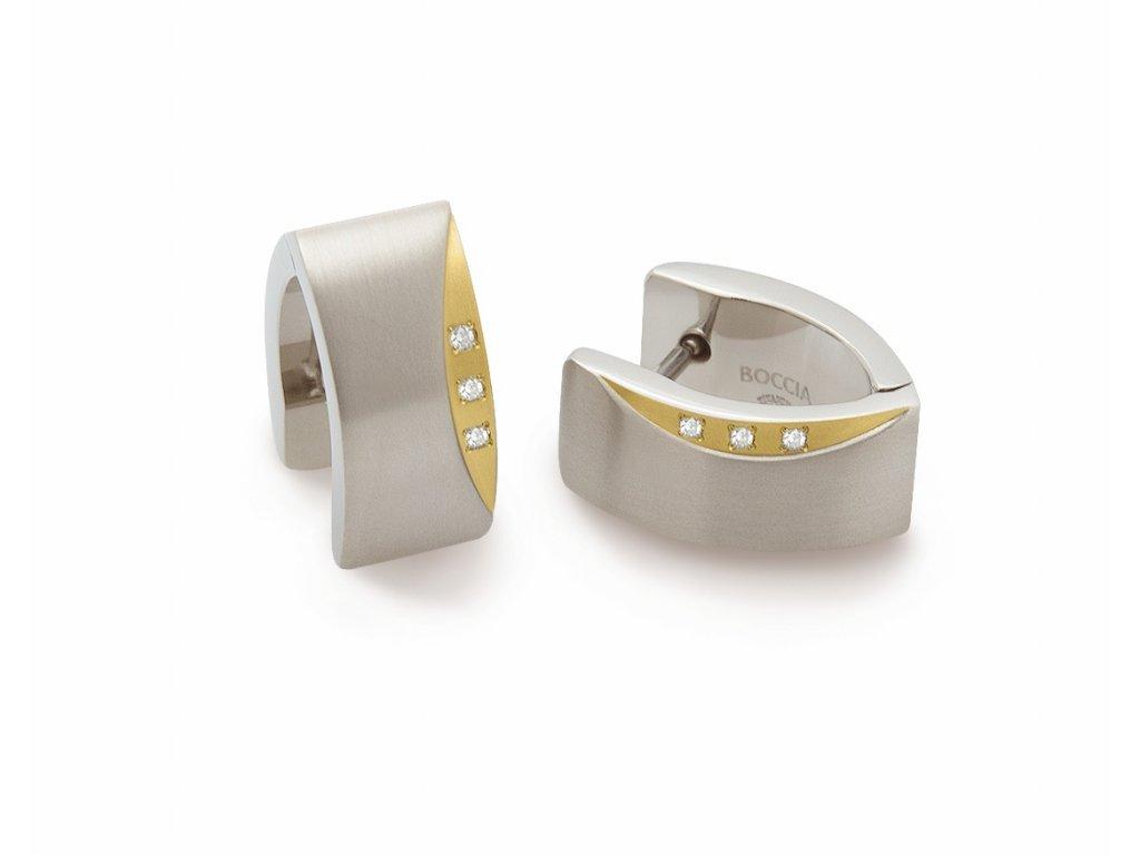 Boccia Titanium Šperky 05002-04