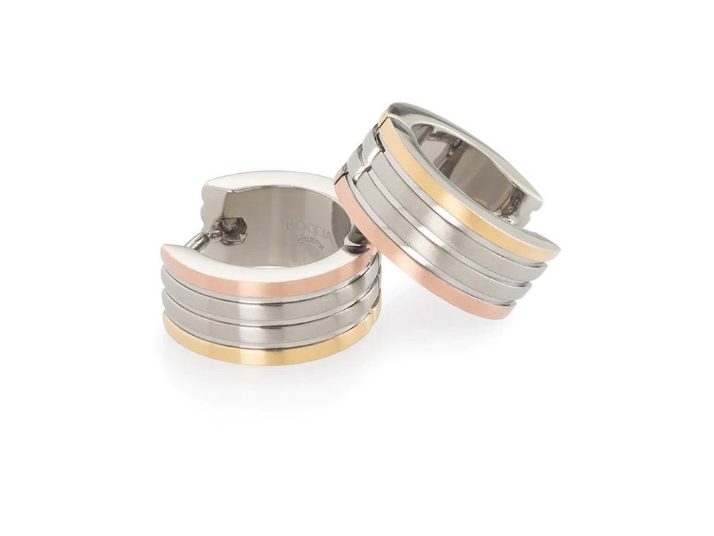 Boccia Titanium Šperky 0592-02