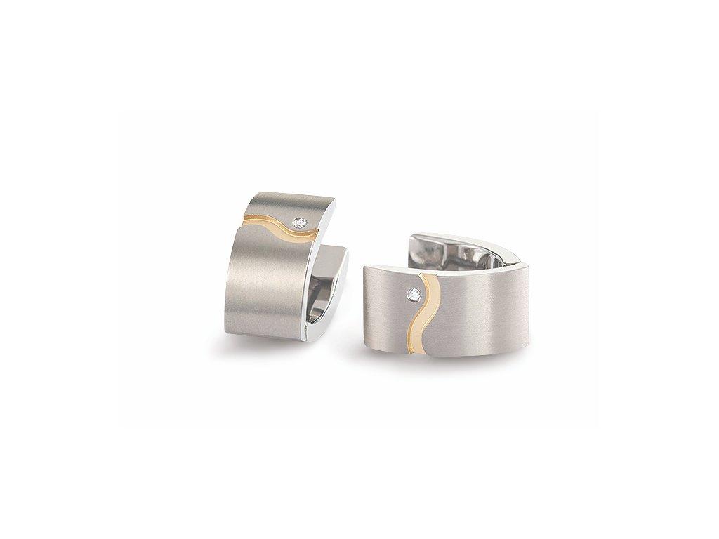 Boccia Titanium Šperky 05031-04