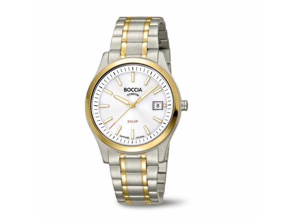 Boccia Titanium hodinky 3326-02