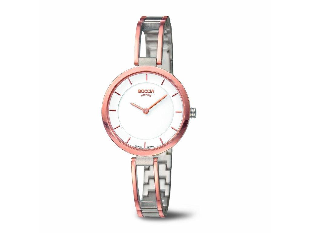 Boccia Titanium hodinky 3264-04