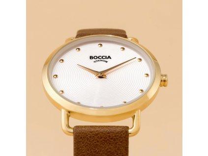 Boccia Titanium hodinky 3314-02