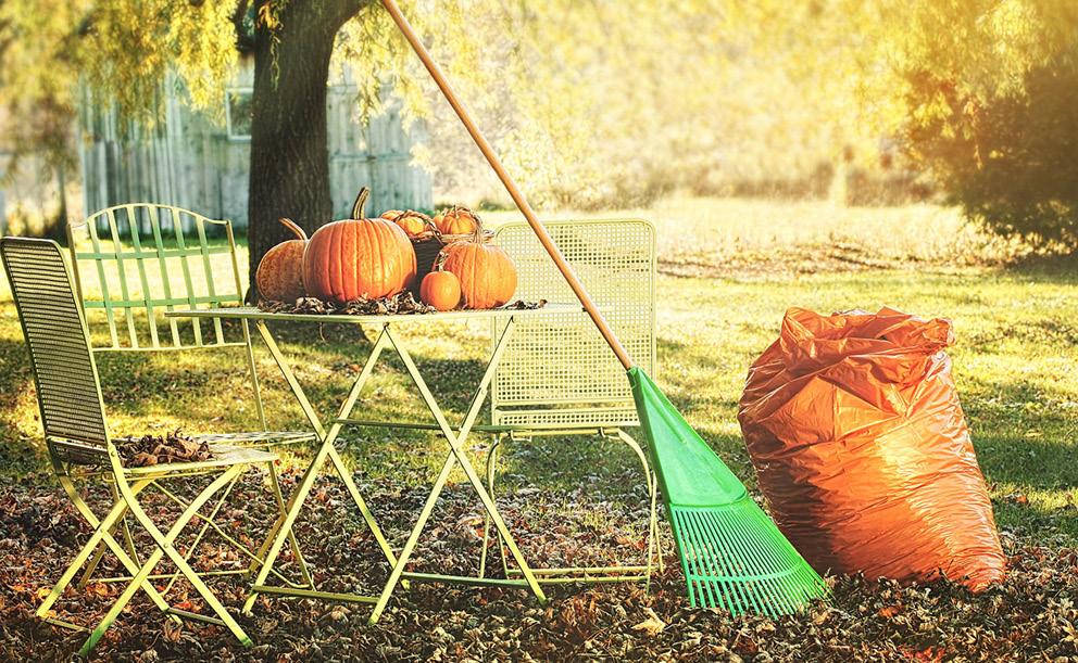 Zahradníkův listopad