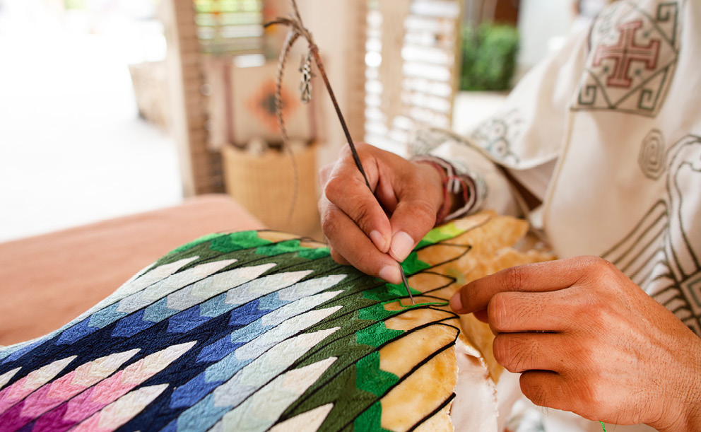 Co je Huichol art?