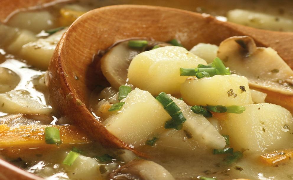 Recept na luxusní bramboračku