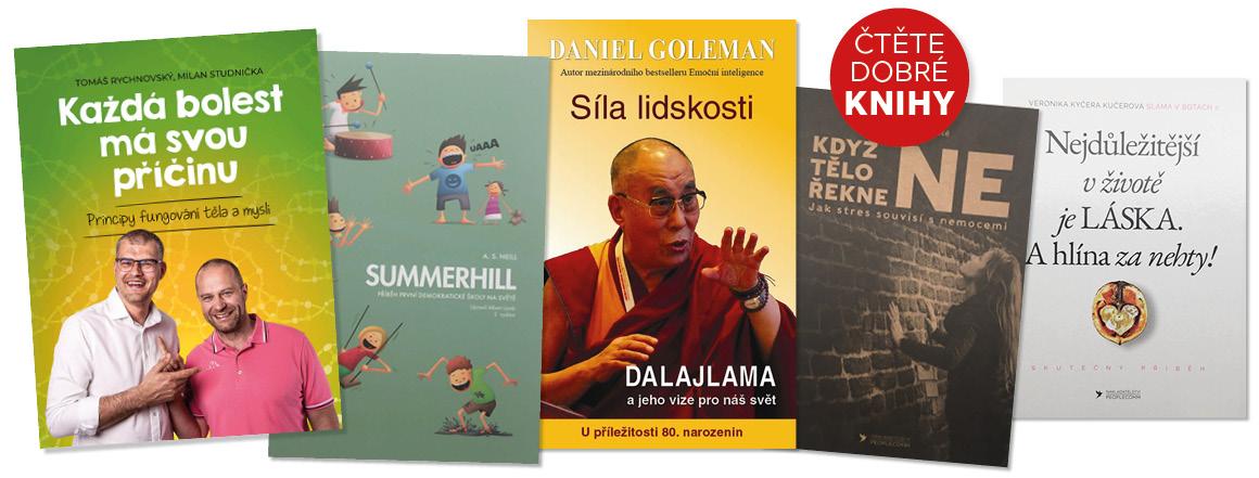 Doporučujeme knihy