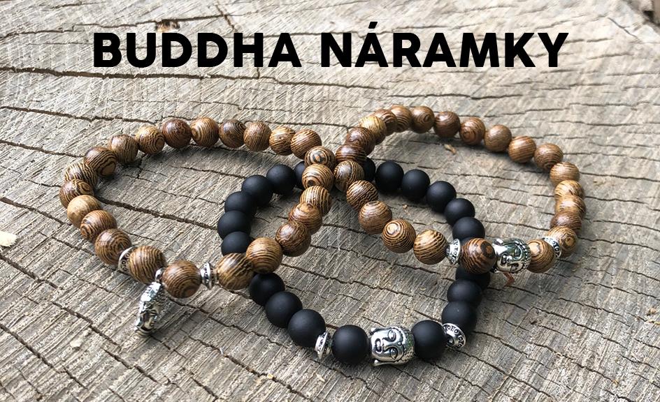 Buddha náramky
