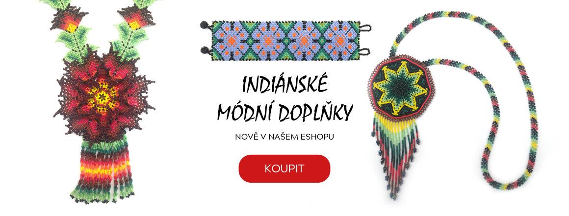 Indiánské šperky
