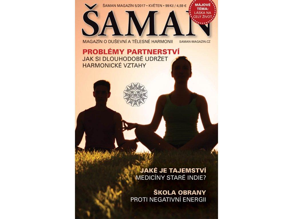 Šaman magazín 5/2017
