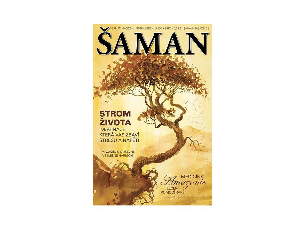 Šaman magazín 1/2018