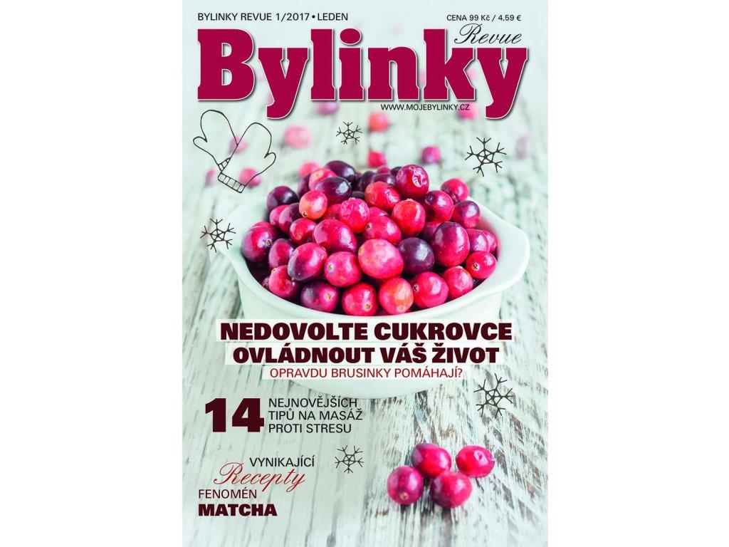 Bylinky revue 1/2017