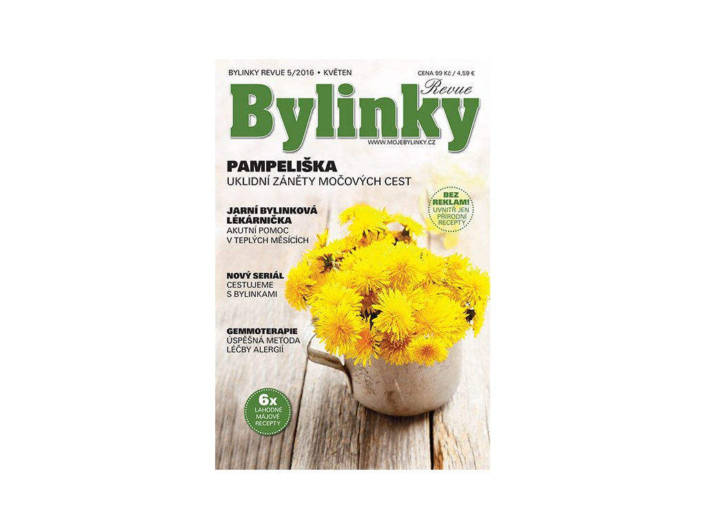 Bylinky revue 5/2016