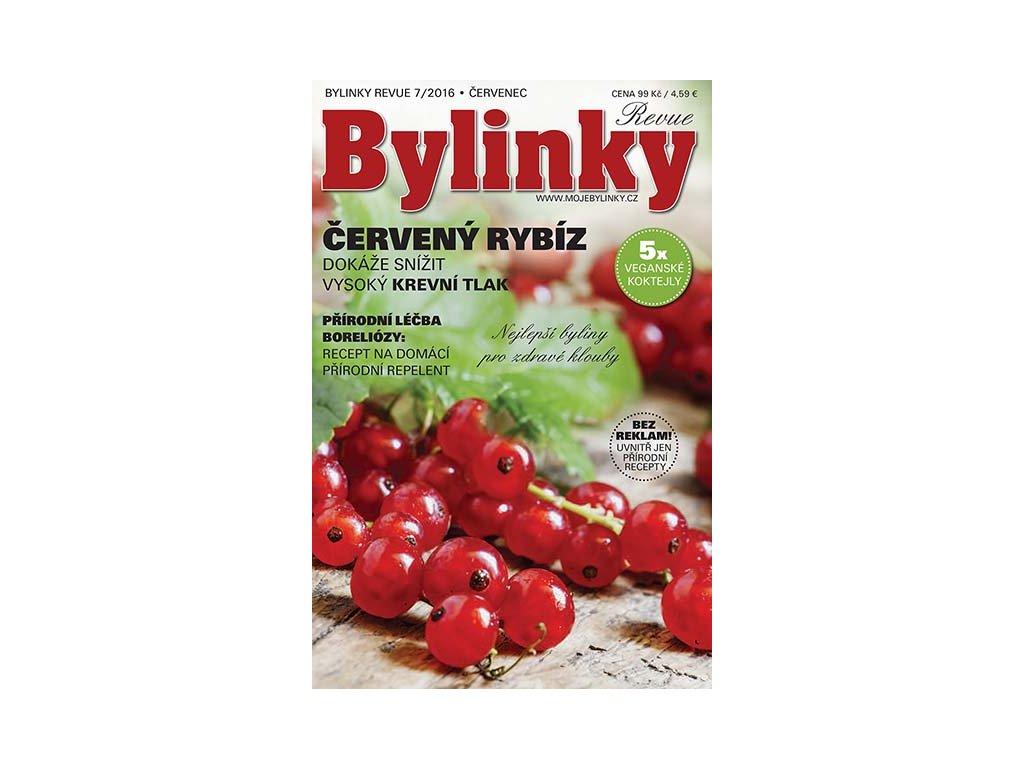 Bylinky revue 7/2016