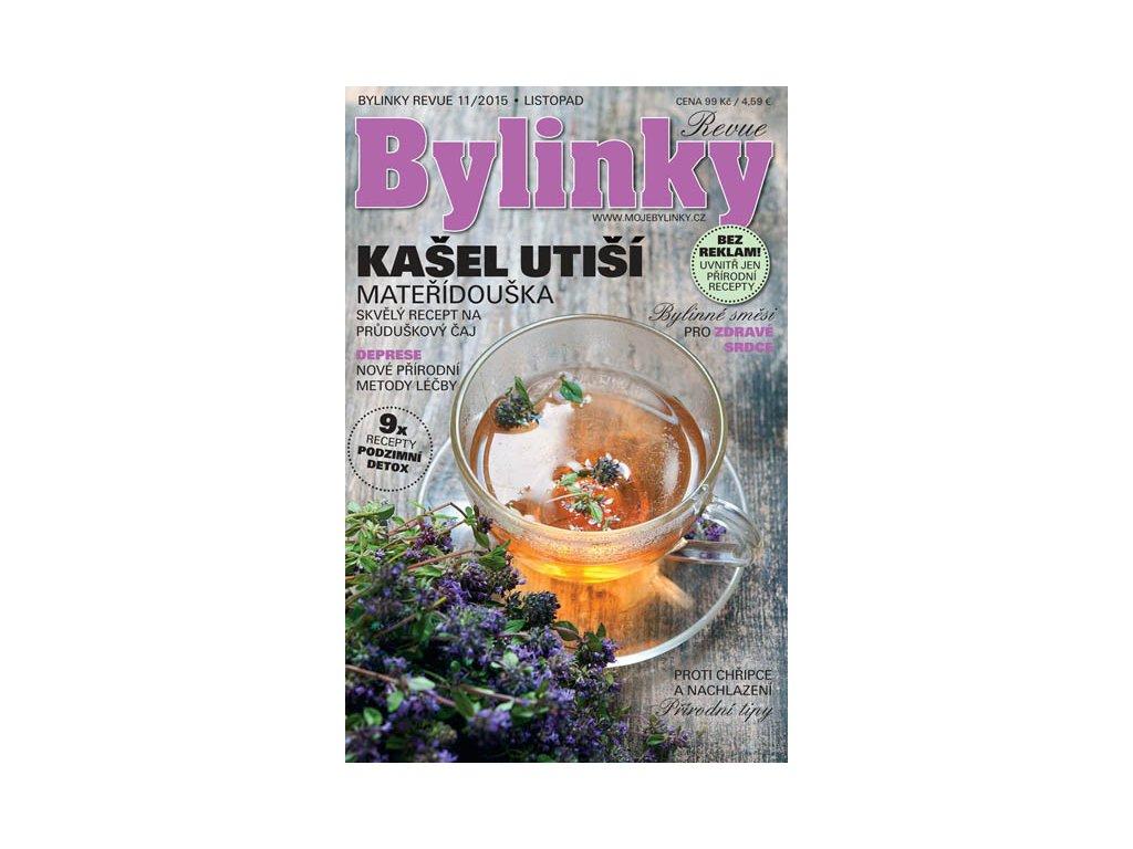 Bylinky revue 11/2015
