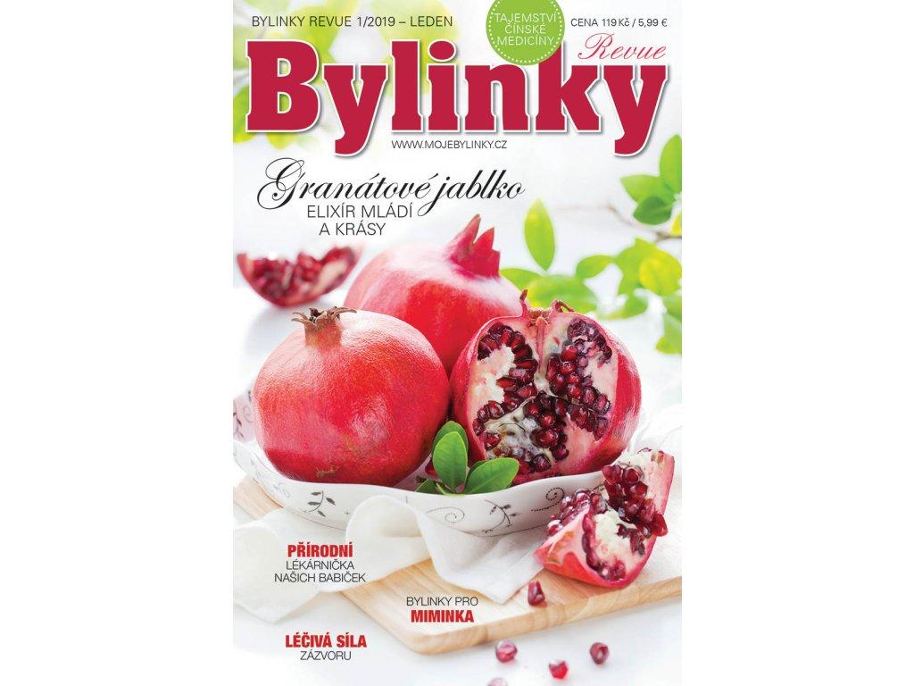 Bylinky revue 1/2019