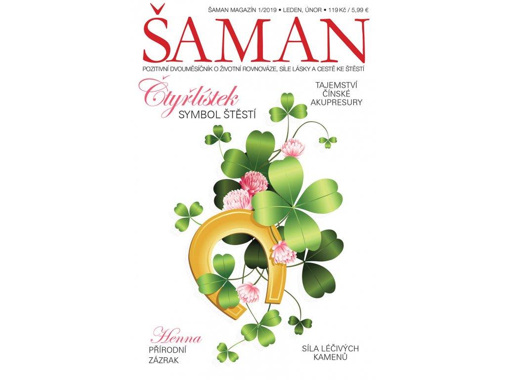 Šaman magazín 1/2019