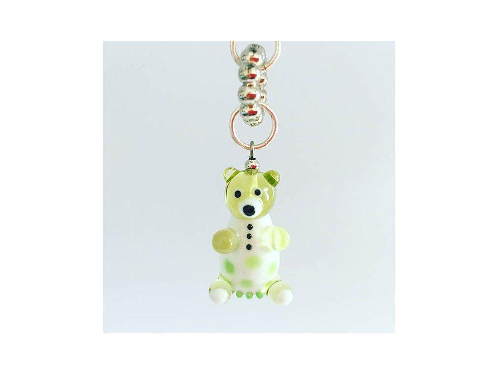 Medvídek zelenobílý  Kouzelný medvídek