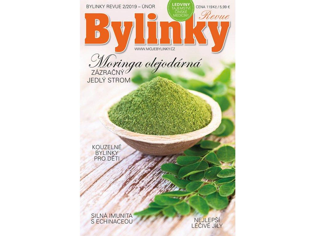 Bylinky revue 2/2019