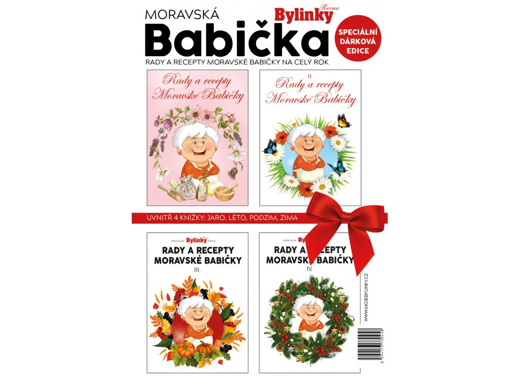 Moravska babicka 2019 cover