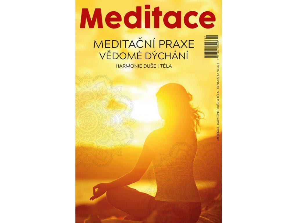 Meditace BYLKA cover