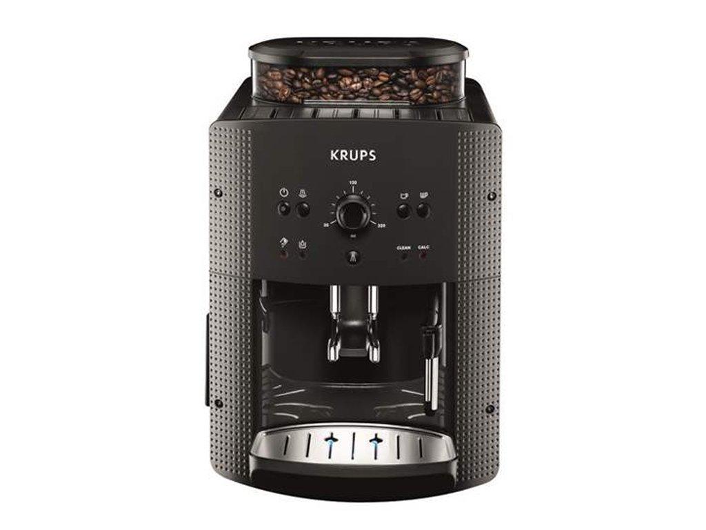 Plnoautomatický espressovač Krups