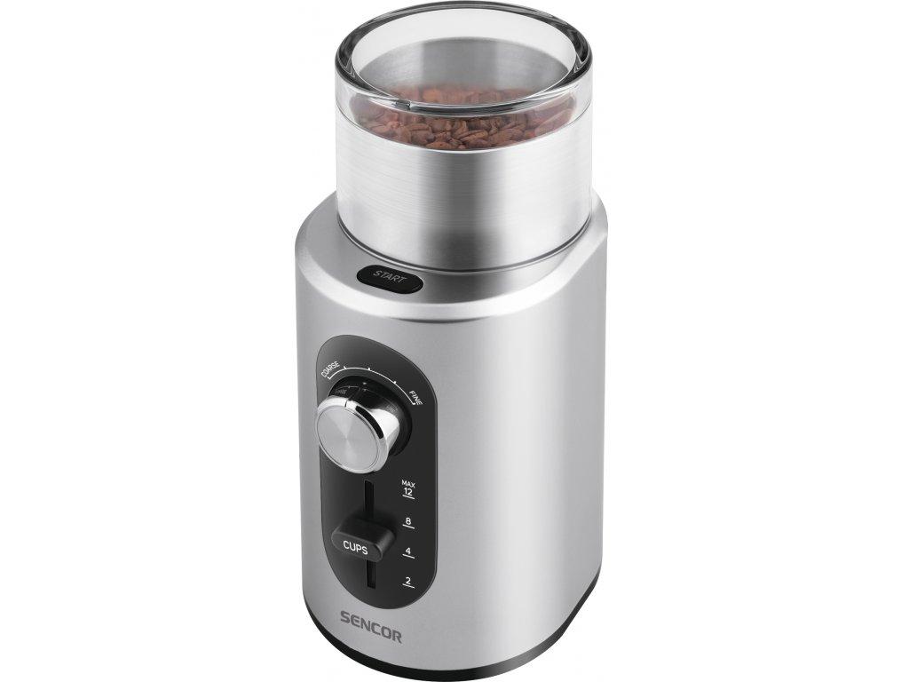 Kávomlýnek Sencor