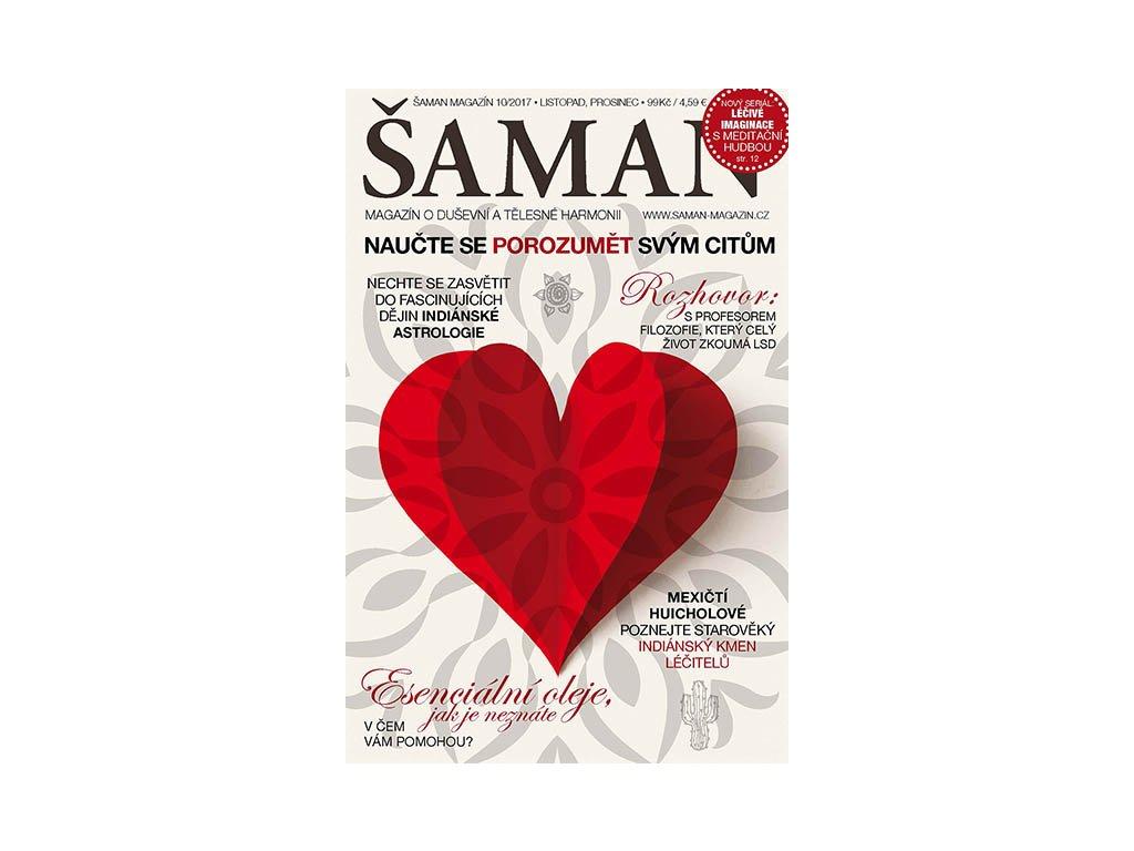 Šaman magazín 10/2017