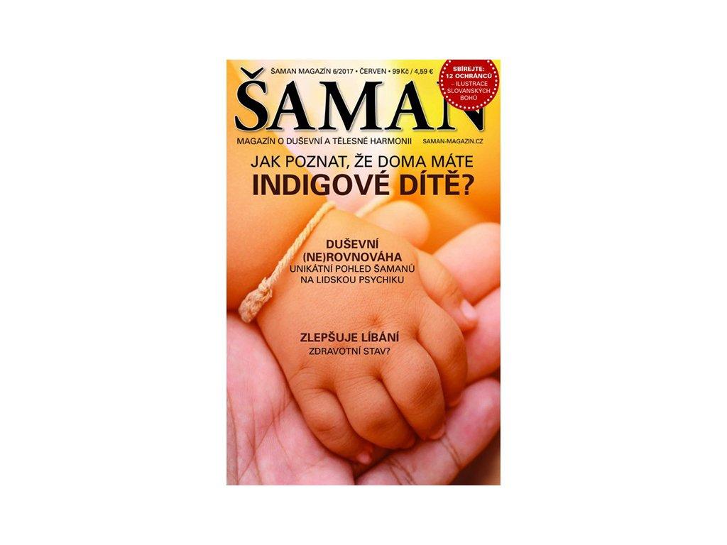 Šaman magazín 6/2017
