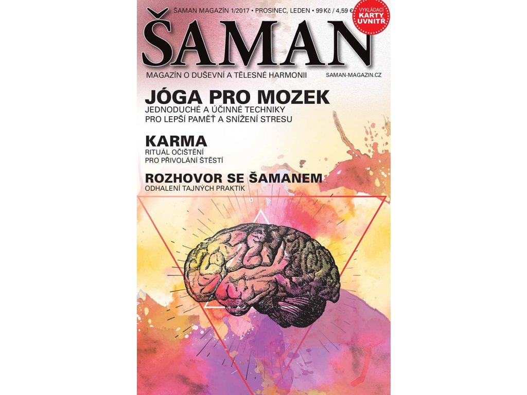 Šaman magazín 1/2017