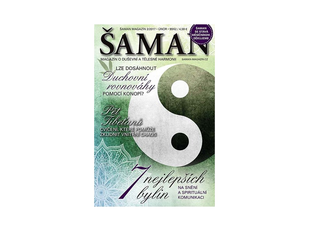 Šaman 2/2017