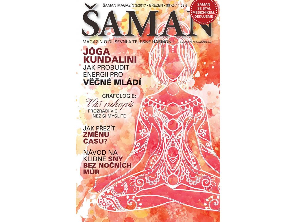 Šaman magazín 3/2017