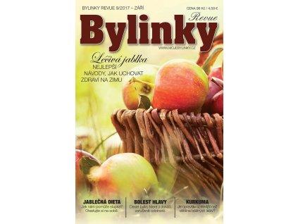 Bylinky revue 9/2017  LÉČIVÁ JABLKA