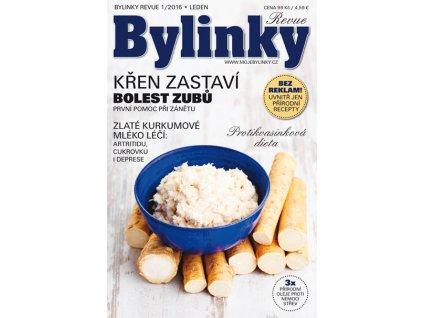Bylinky revue 1/2016