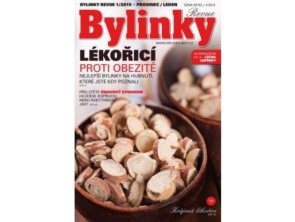 Bylinky revue 1/2015