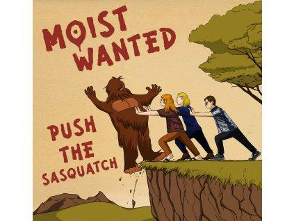 Push the Sasquatch