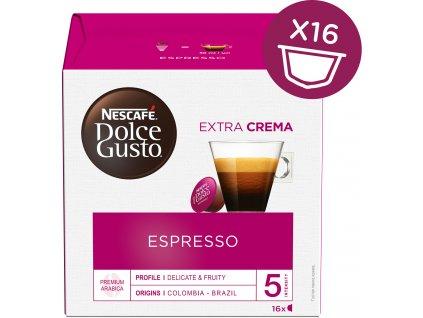 Kapsle NESCAFÉ Dolce Gusto Espresso