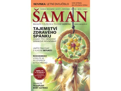 Šaman magazín 7-8/2017