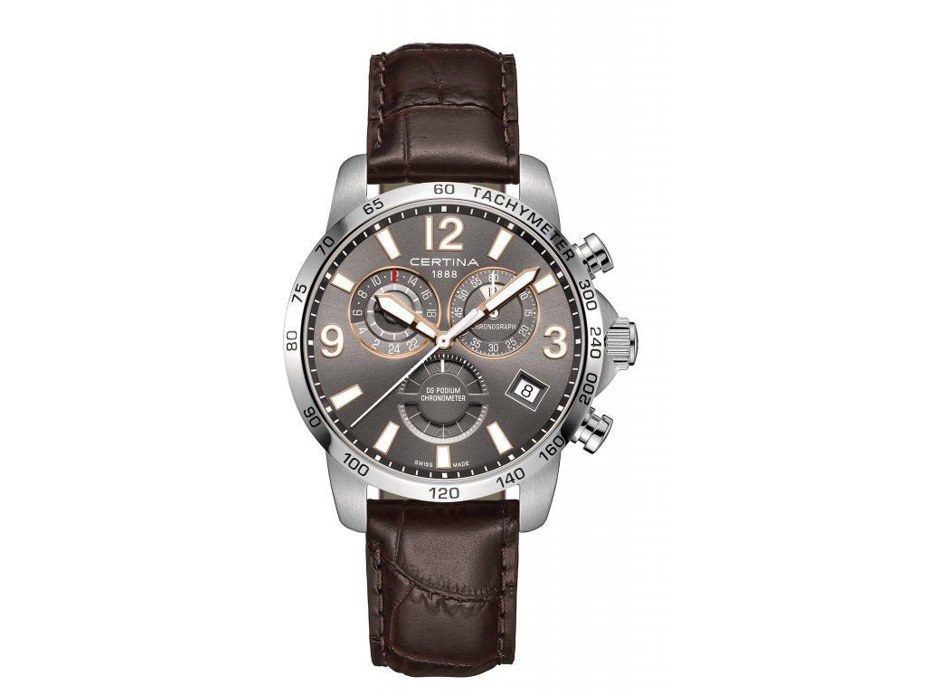 Certina hodinky C034.654.16.087.01