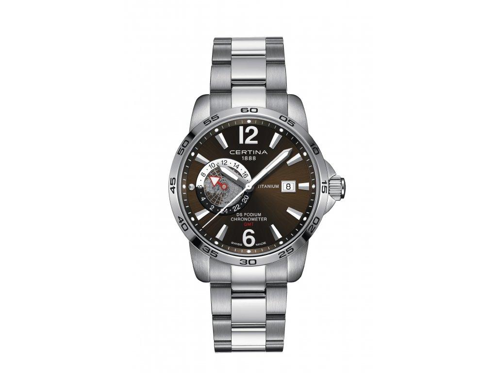 Certina hodinky C034.455.44.087.00